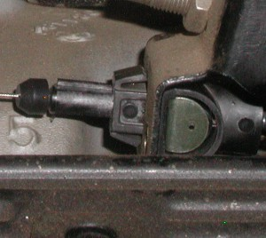 Holden Commodore TH700 TV Cable Adjustment