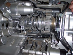 Honda Automatic Transmission