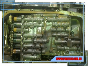 Ford Falcon & Territory 6 Speed ZF6HP26 Water Damage Mechatronics