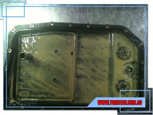 Ford Falcon and Territory 6 Speed ZF6HP26 Water Damage Sump