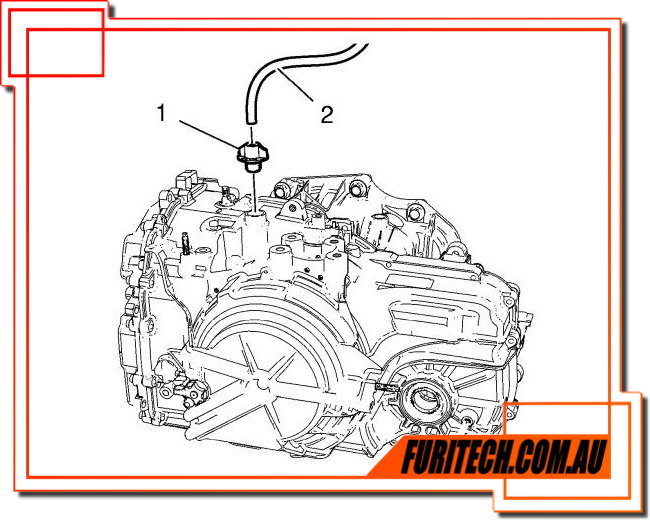 Holden Chevrolet Cruze 6spd 6t40 Automatic Transmission Service on spark plugs 2006 chevy aveo engine diagram